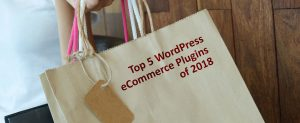 Top 5 WordPress eCommerce Plugins of 2018