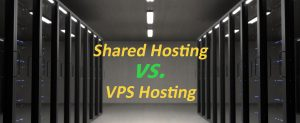 Shared Hosting vs VPS Hosting