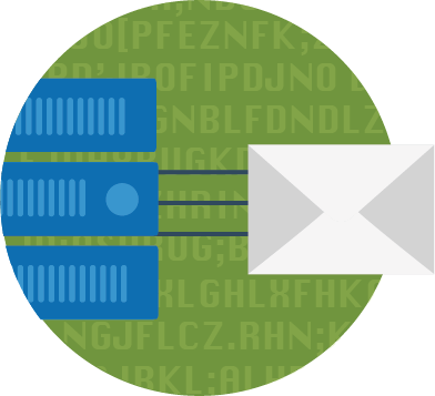 email hosting service icon