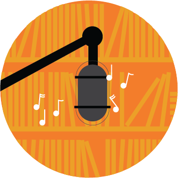 SHOTcast radio streaming service icon
