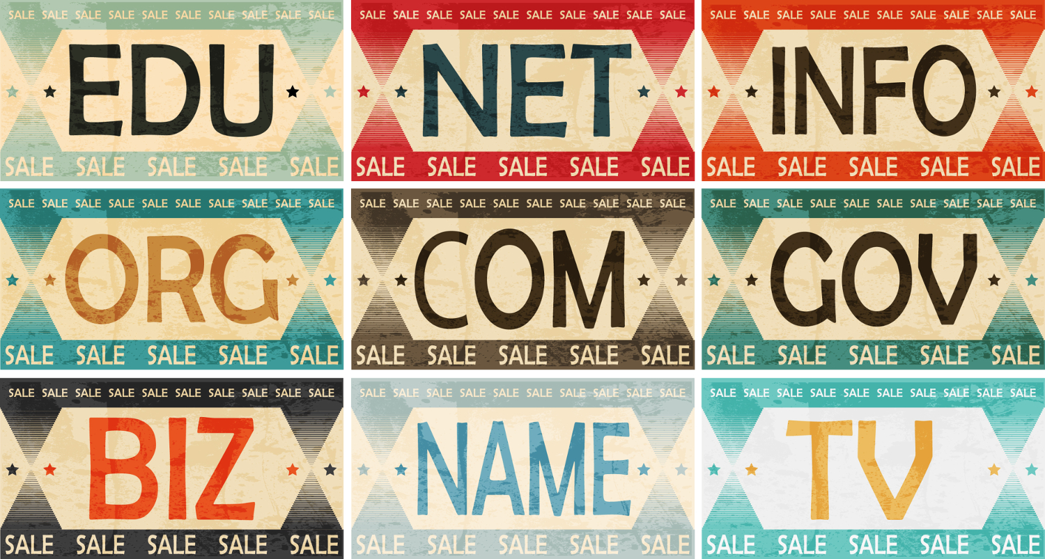 great domain name suffix
